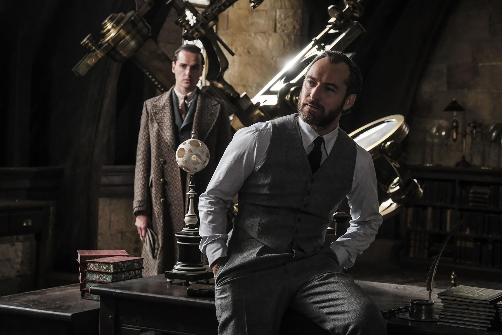 Les Animaux Fantastiques 3 : Poudlard et Dumbledore au premier plan ?