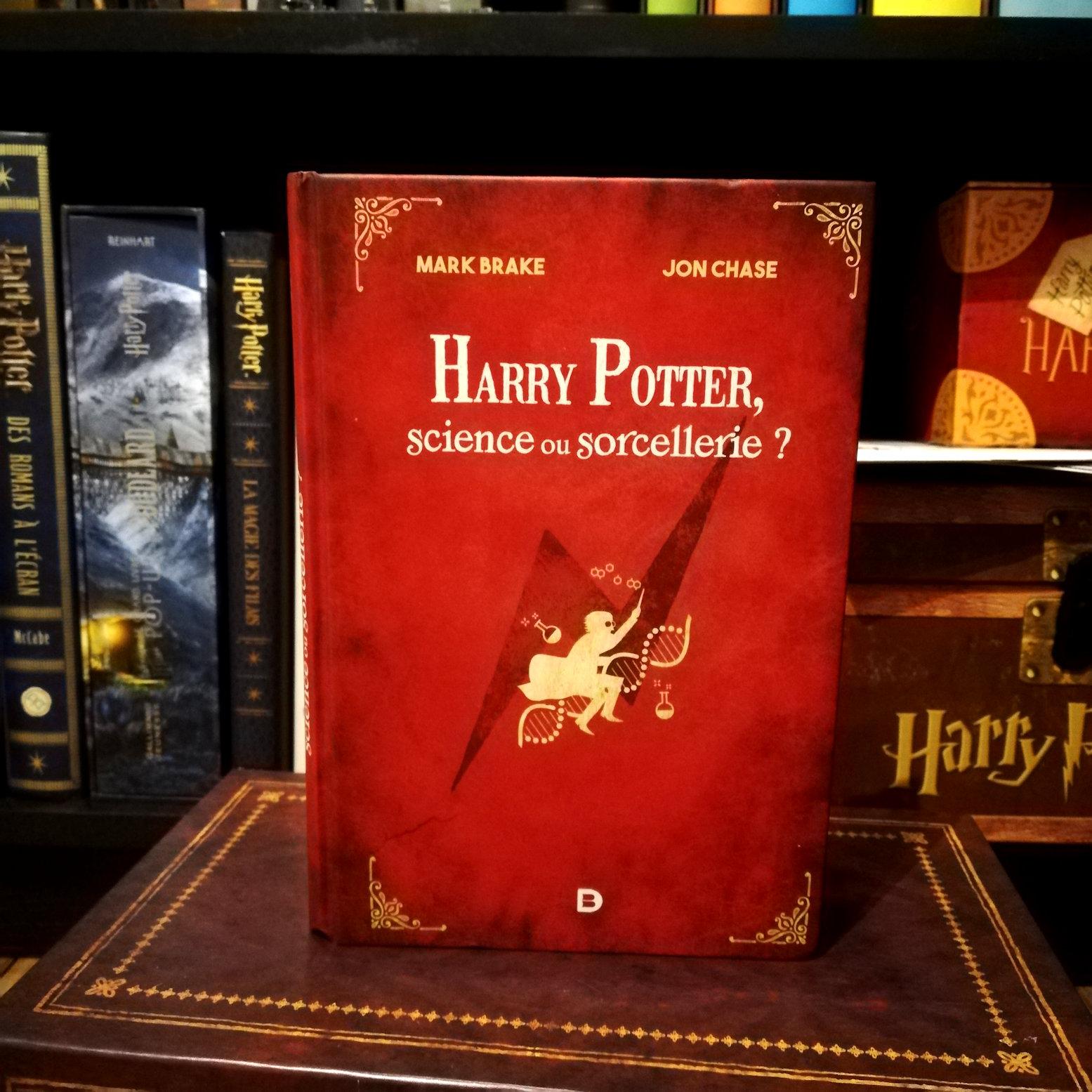 'Harry Potter : Science ou Sorcellerie' ; de la vulgarisation scientifique sans une once de magie – Critique