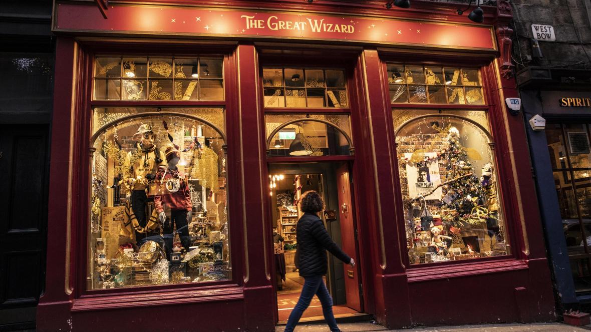 Nouveau bras de fer juridique pour Warner Bros contre une 'boutique Harry Potter'
