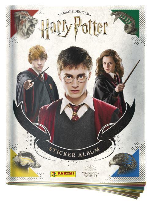 De nouveaux stickers Panini Harry Potter pour votre collection !