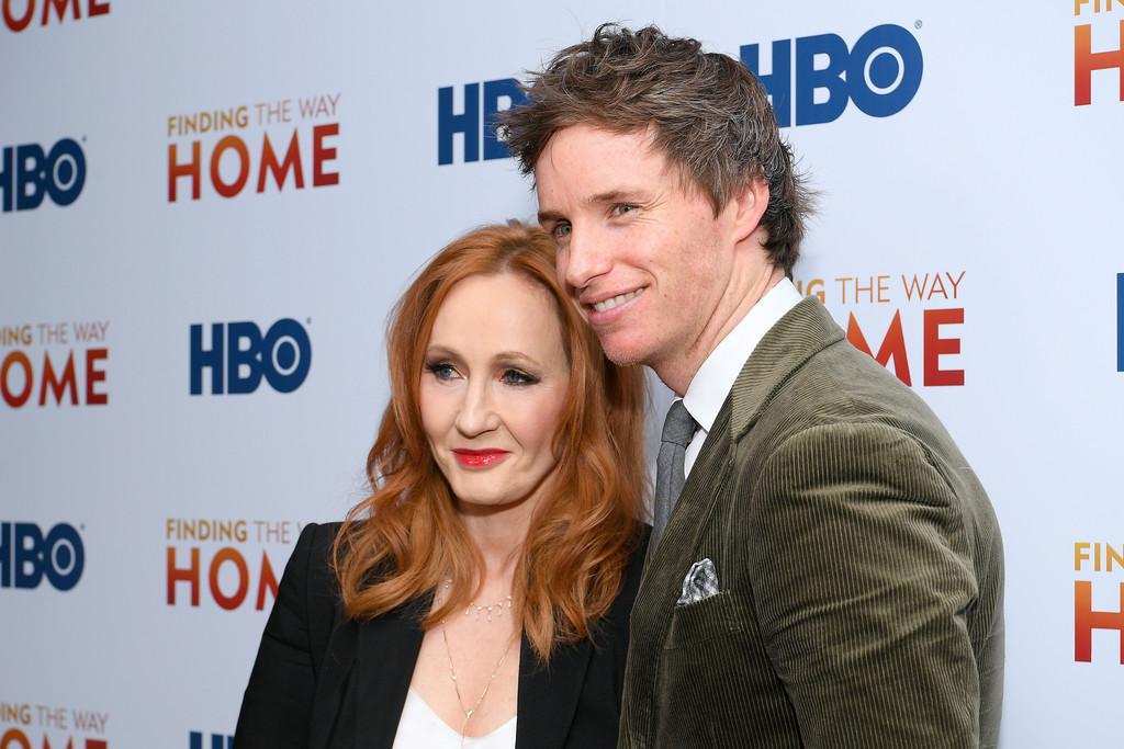 Rowling se rend à New York pour un prix et une avant-première