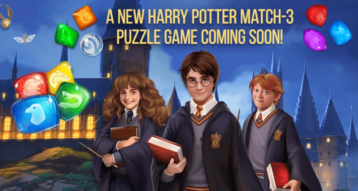 Un nouveau jeu mobile Harry Potter en préparation !