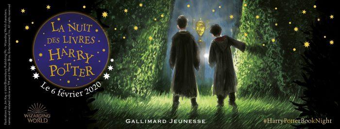 La Nuit des Livres Harry Potter ; mais qu'est-ce ?