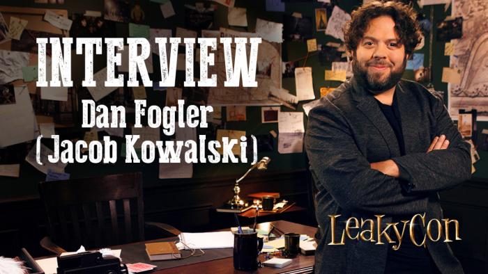 Exclu : interview de Dan Fogler (Jacob Kowalski) sur Les Animaux fantastiques