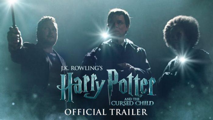 Une bande-annonce Harry Potter enflamme internet… pour rien ?