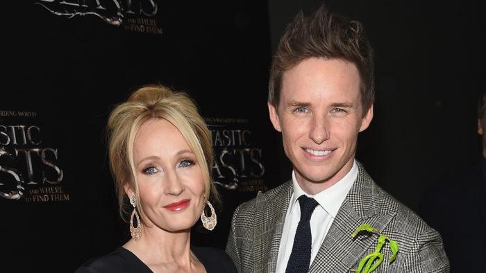 JK Rowling ne sera plus seule aux commandes des Animaux Fantastiques !