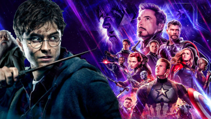 L'influence de la saga Harry Potter dans le Marvel Cinematic Universe