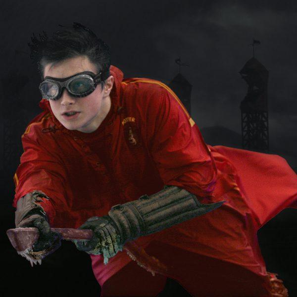 Une nouvelle robe de Quidditch personnalisable sur Cinéreplicas !