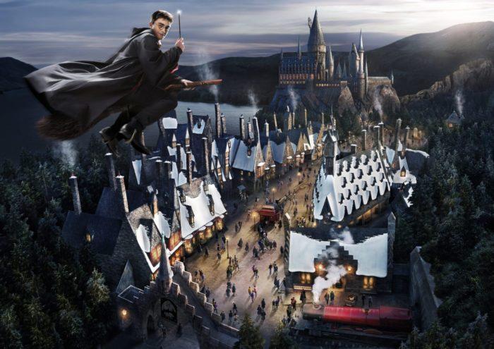 Un nouveau Monde Magique de Harry Potter à Universal Pékin