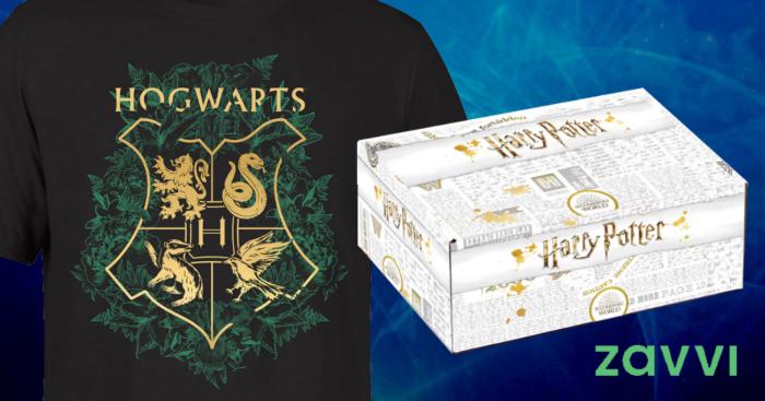 Nouvelle box mystère Harry Potter chez Zavvi