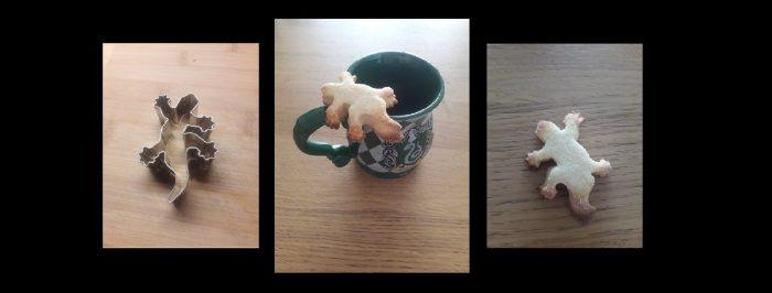 Tutoriel – Biscuits tritons au gingembre du Professeur McGonagall