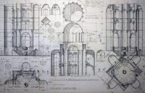 Les plans de Poudlard