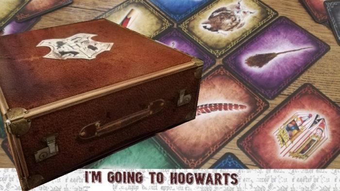 """TEST – """"Je vais à Poudlard"""", le nouveau jeu Harry Potter de CartaMundi"""