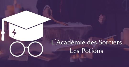 ASPIC ep. 8 : Chimie et potions magiques dans Harry Potter