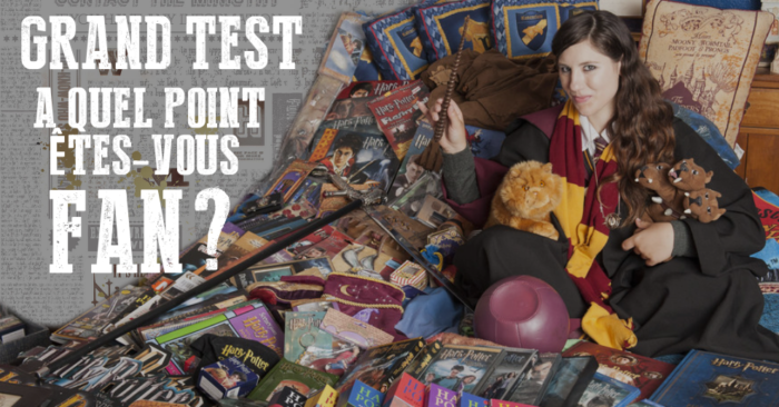 Test – A quel point êtes-vous fan d'Harry Potter ? Edition 5.0