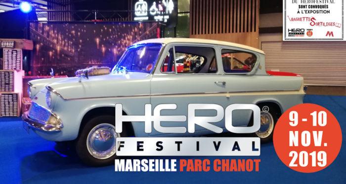 Harry Potter au HeroFestival de Marseille 2019