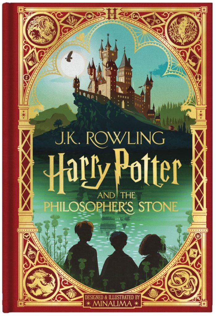 Harry Potter à l'école des sorciers MINALIMA