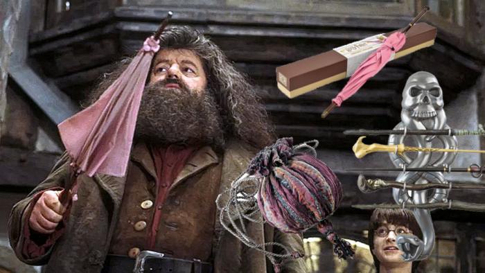Des nouveautés Harry Potter et Animaux fantastiques chez Noble Collection