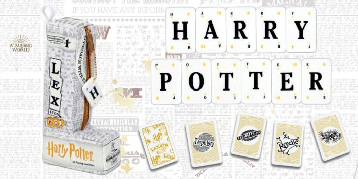 Lex Go Harry Potter – comme un Scrabble avec une touche de magie