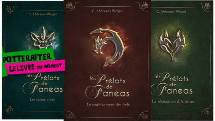 PotterAfter : Les Prélats de Faneas et interview de Charlotte A. Weigel