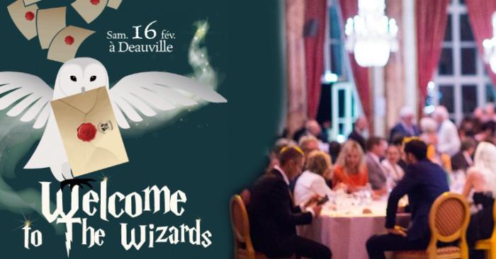 La journée Harry Potter à Deauville remise en 2021 !