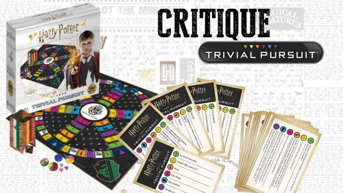 Le Trivial Pursuit Harry Potter avec plateau, ça se corse !