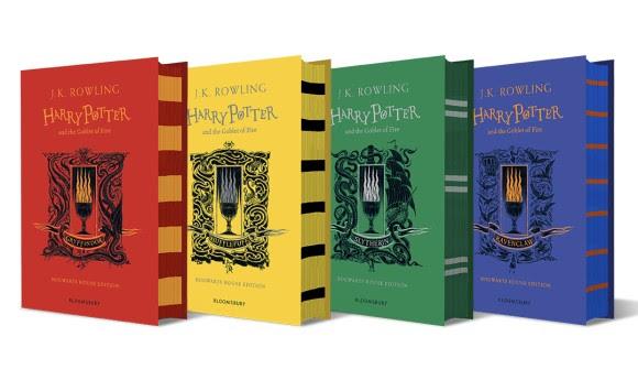 Les nouveautés Harry Potter chez Bloomsbury pour 2020