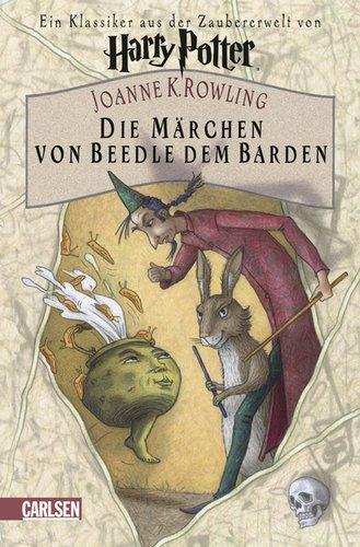 Les Contes de Beedle le Barde - Couverture Allemande