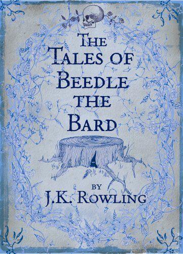 Les Contes de Beedle le Barde - Couverture UK