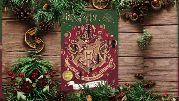Cinereplicas annonce son calendrier de l'Avent Harry Potter