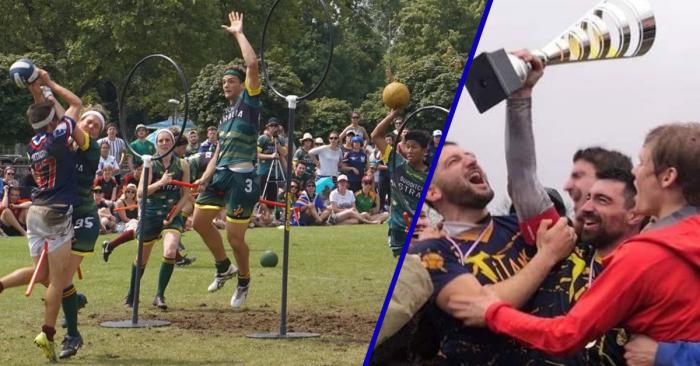 Coupe de France de quidditch 2020 : les Titans rempilent