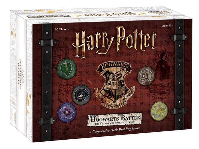 Nouvelle extension pour Hogwarts Battle !