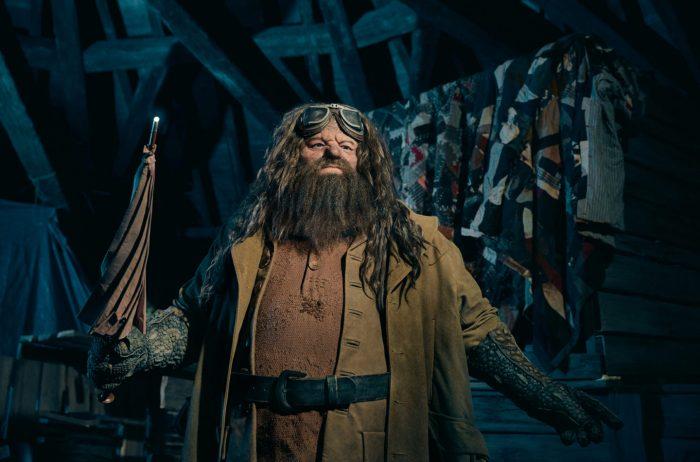 Universal Orlando dévoile l'animatronic de Hagrid !