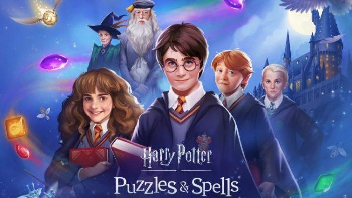Nouveau jeu mobile, Harry Potter : Puzzles and Spells