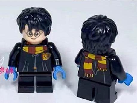 LEGO 2020 Harry Potter avec des gants bleus