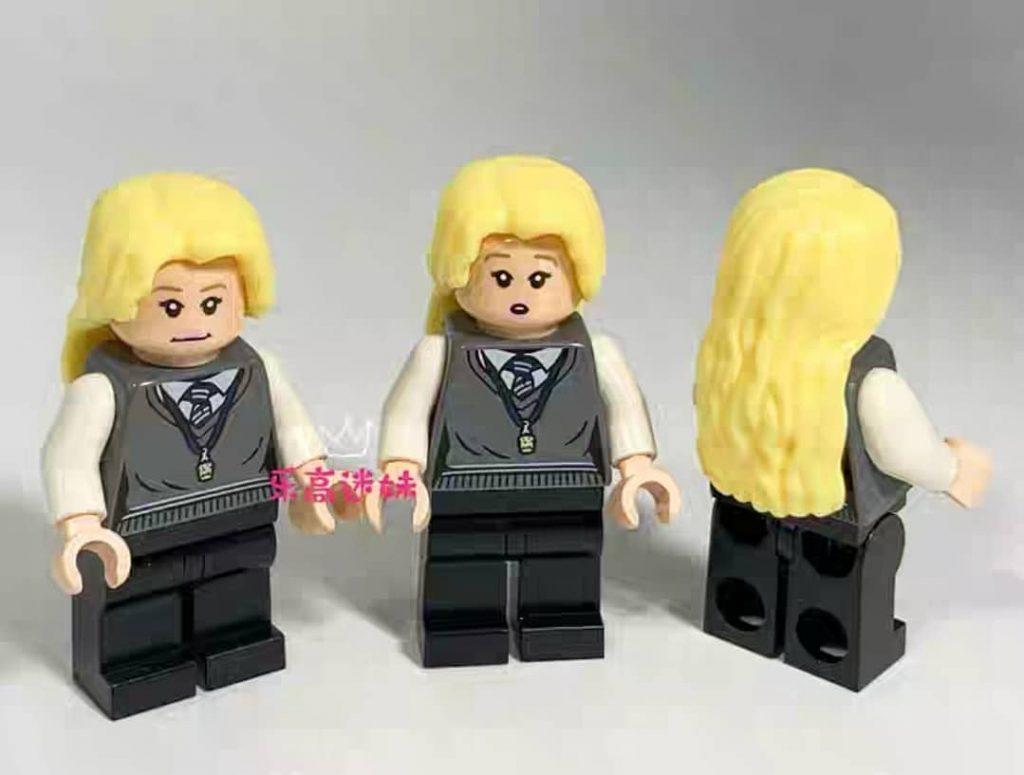 LEGO 2020 Luna Lovegood en tenue de Serdaigle.