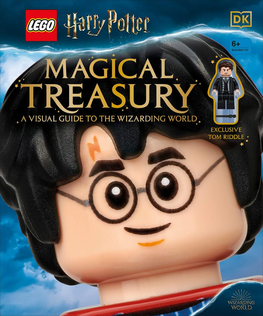 Couverture du livre LEGO Harry Potter : Magical Treasury