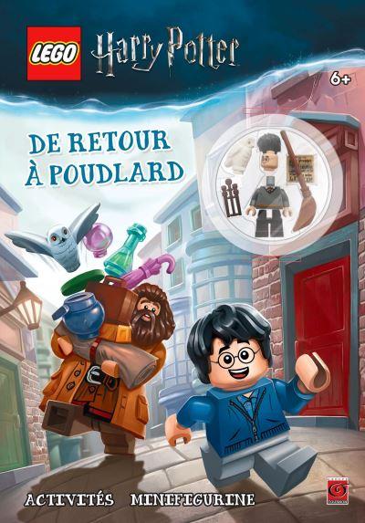 Livre LEGO Harry Potter - Retour à Poudlard