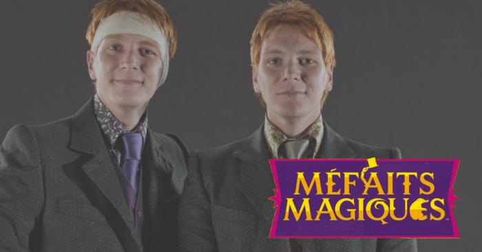 Grand concours Harry Potter national : célébrez les Méfaits Magiques avec Warner Bros. France