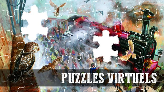 Jeu : Puzzles Harry Potter en ligne – volume 2