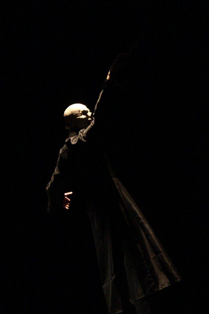 Voldemort interprété par Florian Gaube.