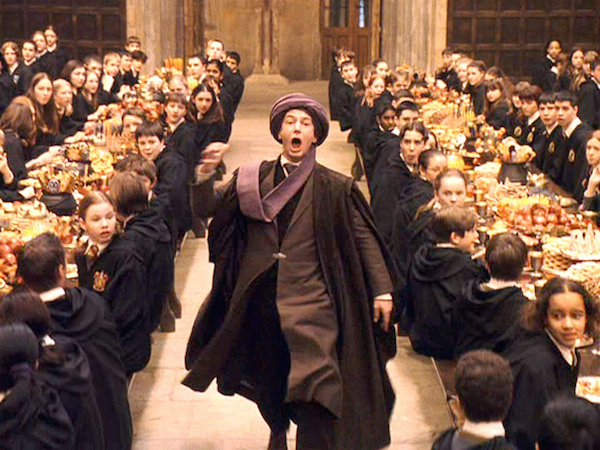 Quiz : Halloween dans Harry Potter