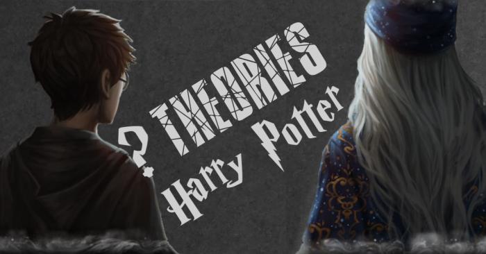 Théories Harry Potter ; la confusion entre prédictions et analyses
