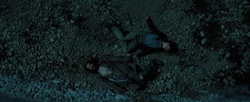 Harry Potter et le prisonnier d'Azkaban Sirius et Harry s'évanouissent tous les deux après la défaite des détraqueurs