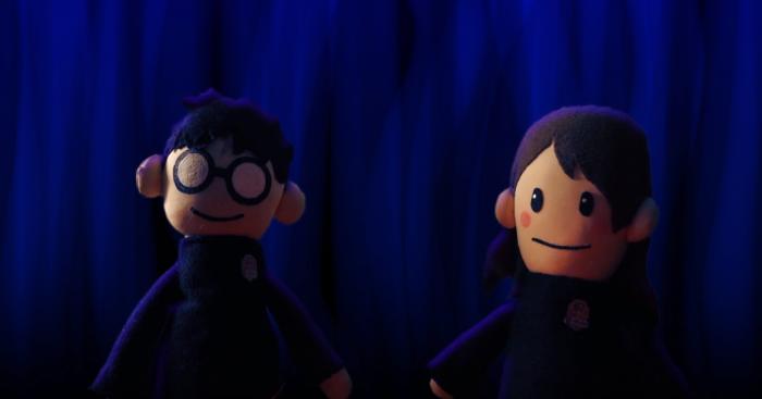 Le retour des Potter Puppets Pals