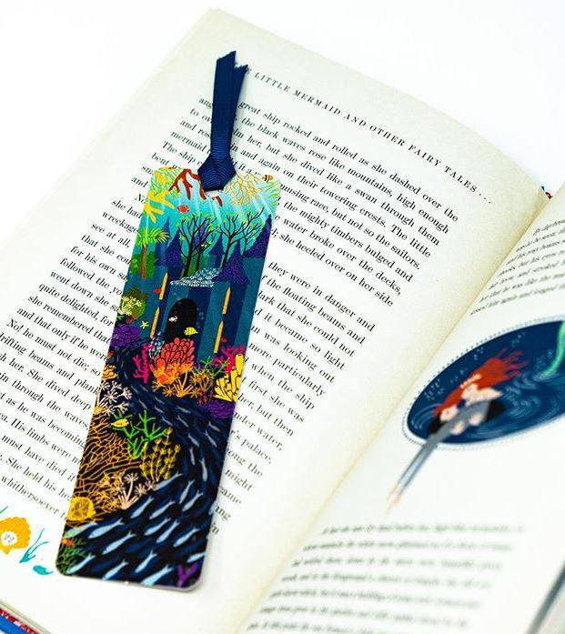 Marque-page Petite sirène de MinaLima