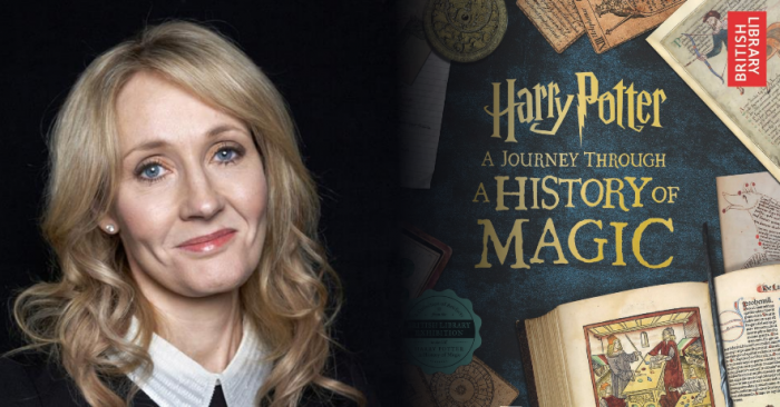 L'exposition Harry Potter : Une histoire de la magie accessible en ligne