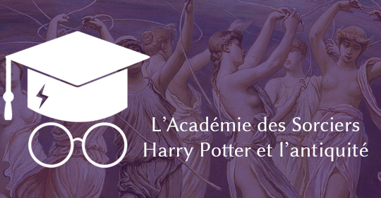 ASPIC ep. 14 : Harry Potter et l'Antiquité