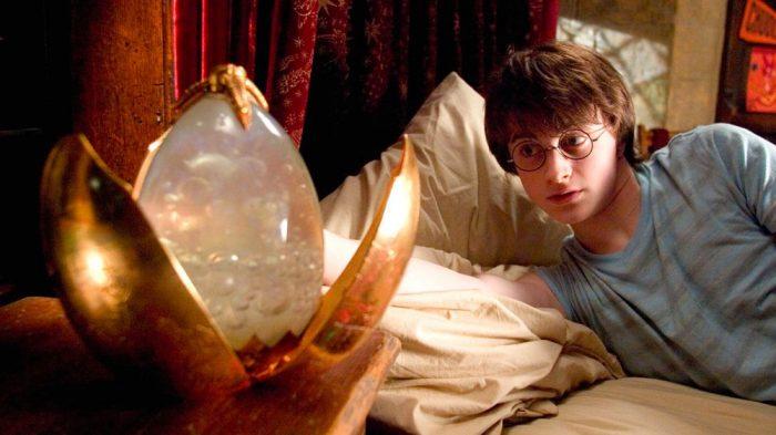 Les chasses aux œufs d'or Harry Potter pour Pâques