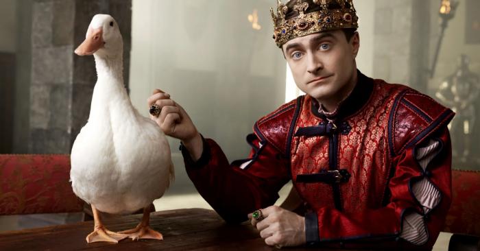 Daniel Radcliffe – de l'absurde à plus soif